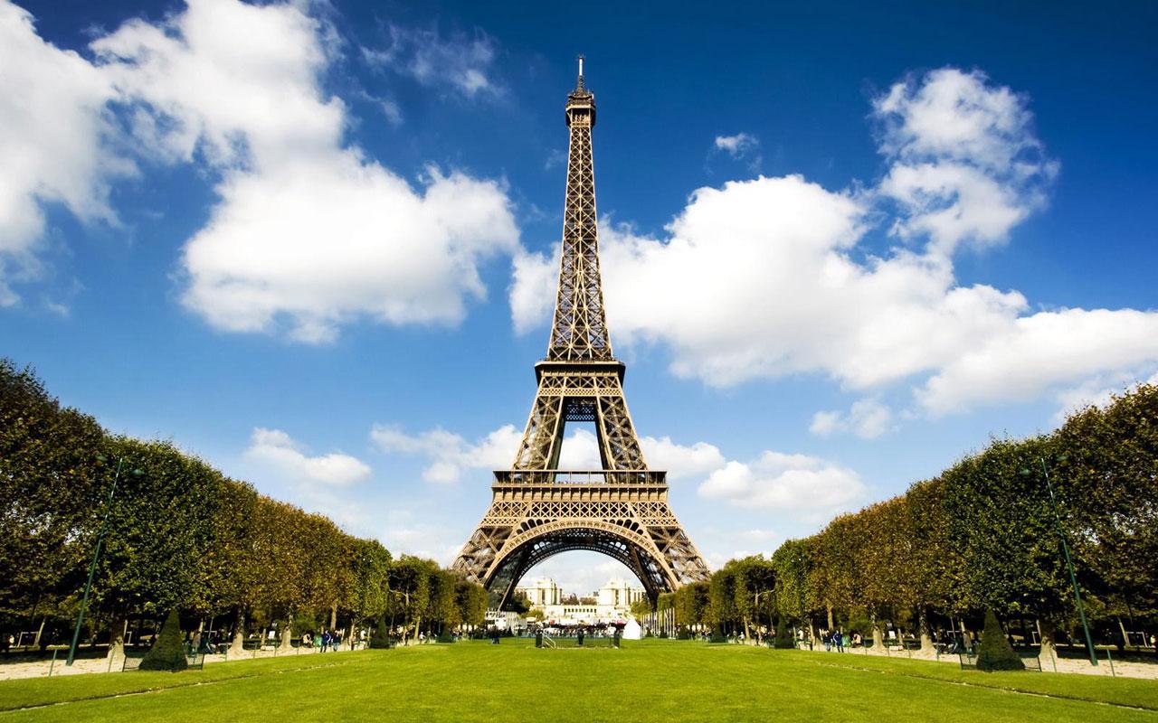 法国巴黎埃菲尔铁塔夺目来袭,张张令人拍案叫绝,令人为之倾心,大气图片